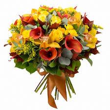 <b>Букеты</b> из желтых роз от компании «БукетОпт»