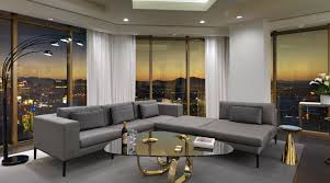 Penthouse Superior Suite Delano Las Vegas - Mgm signature 2 bedroom suite floor plan
