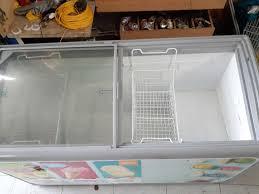 Tủ đông kem nắp kính trưng bày 500 lít giá rẻ, bảo hành uy tín tại HCM