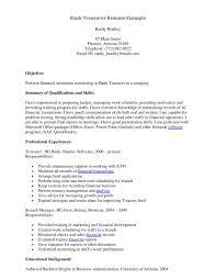 Head Teller Resume Chic Resume Skills Also Lead Description