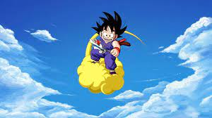 Wallpaper HD Kid Goku
