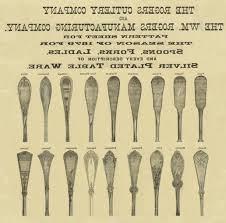 1847 Rogers Bros Silverware Patterns Classy The Second Generation Or The Last Of The Rogers In Hartford Intended