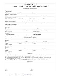 How To Check Credit References For Business Template Credit Reference Request Template Blank Business Form