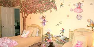 smart fairy wall art fresh mural decals by perfect for the little girl enchanted forest