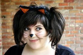 easy peasy cat makeup