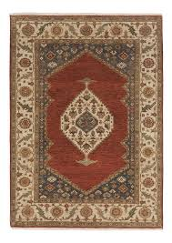 reduced affordable persian rugs hand knotted indo rug 5 x 7 traditional
