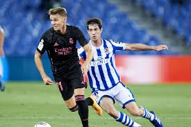 Dissecting Ødegaard's Positive Moments vs Real Sociedad - Managing Madrid