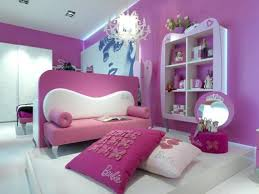 barbie bedroom decor adorable design for sweet girls room