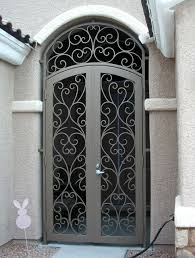 front door gateCustomer Testimonials of Olson Iron  Custom Wrought Iron Design