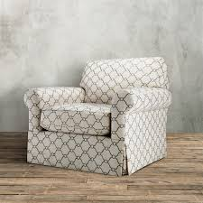 Furniture Arhaus Chairs For Inspiring Upholstered Chair Design - Swivel recliner chairs for living room 2