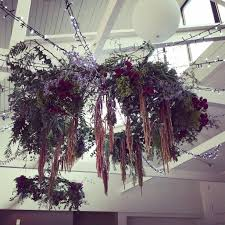 flower chandelier hanging fls