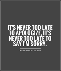 Apologize Quotes Gorgeous 48 Best Apology Quotes Sayings