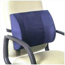desk chair back support portable lumbar seat cushion office chair back support cushion um size of