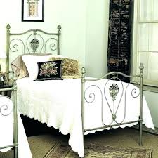 Twin Iron Bed Frames Classic Bed Frames Denver Outdoor Room Design ...