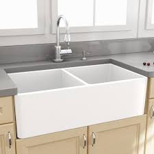nantucket sinks cape collection tfcfs33 fireclay farmhouse sink from nantucket