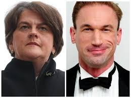 Democratic unionist party (dup) leader arlene foster is suing tv presenter dr christian jessen for. 1hyqekgkqveegm