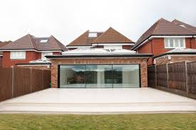 bromley single y rear extension