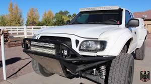Long Travel 2004 Toyota Tacoma Walkaround and Overview - YouTube
