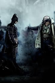 bane vs batman the dark knight rises cinema wallpaper