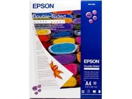 <b>Бумага</b> Epson <b>Double</b> Sided Matte <b>Paper</b> 178 гр/м2, <b>A4</b> (50 листов ...