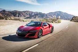 New Model Perspective: 2017 Acura NSX | Premier Financial Services