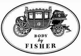 fisher body logo 30s