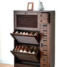 furniture shoe storage. Wooden Shoe Rack Designs For Home Solid Wood Storage Cabinet Furniture