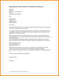 6 Email Cover Letter Latest Cv Format