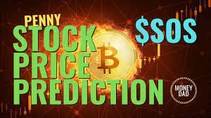 Penny Stock SOS Stock Price Prediction ...