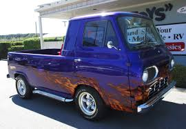 econoline pickup | 1962 Ford Econoline Pick Up | Econoline ideas ...