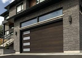 contemporary garage doors multi contemporary glass garage doors uk