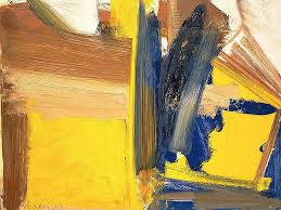 this untitled painting by willem de kooning was created in the 1950s decades before the artist was diagnosed with alzheimer s