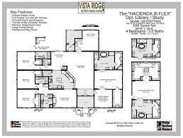 vista ridge manufactured home floor plan by palm harbor pg 3