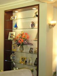 attractive glass shelf bookcase home vid billy 5 with door 4 3