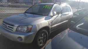 2005 Toyota Highlander AWD 4dr SUV V6 w/3rd Row In Hyde Park MA ...