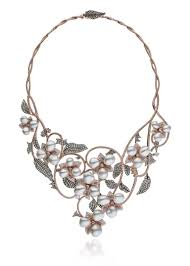 Statement Jewellery Designers Australian Pearls Beguile The Countrys Top Designers With
