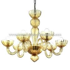 awesome colored glass chandelier 6 lights chandelier amber color colored glass chandelier parts