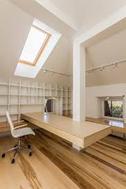 Home Designs: Attic With Low Ceiling Design Ideas - Family Apartment