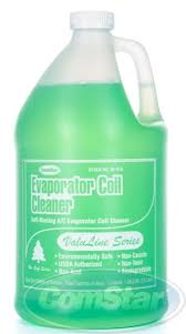 ac coil cleaner. ac coil cleaner n