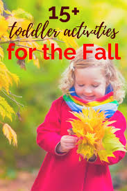 15+ Fall Activities for 1 Year Olds and 2 Year Olds - Views From a ...