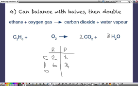 tips and tricks for balancing chemical equations