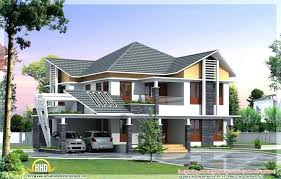 unique house plan and elevation in kerala style for auto home design beautiful kerala style house