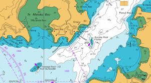 Sea Charts Nz New Zealand Maps