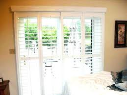 vertical cellular shades patio doors for sliding glass