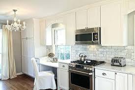 cabinet valance kitchen diy