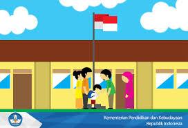 Download Gambar Kartun Guru Dan Murid Gif