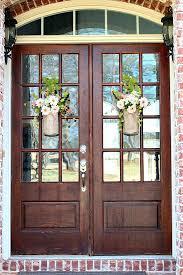 wreath hanger for double pane glass door s wreaths wreath hanger double glazed door