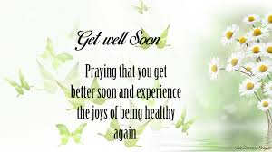 Get Well Wishes Quotes Get Better Soon Wishes Quotes 100 14