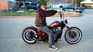 houston retro bobbers el malo aka the bad a s ride away youtube