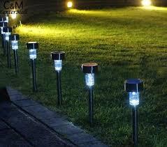 2017 Led Outdoor Lights Solar Garden Lights Solar Lawn Lamp Garden Garden Lights Led Solar